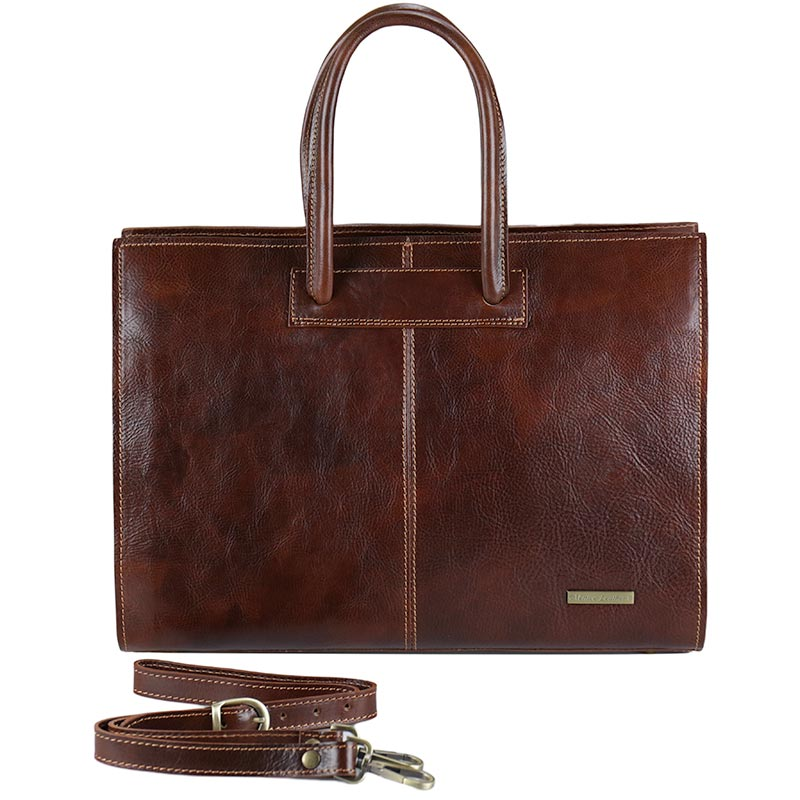 Maria Leather Bussines Bag Document Case